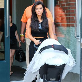 Kim Kardashian Is 'Selective' Of Jobs After Motherhood