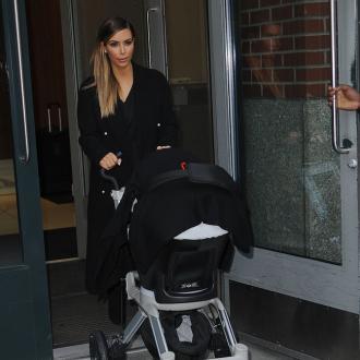 Kim Kardashian's Baby Swamped With Designer Gifts