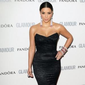 Kim Kardashian Honoured At Glamour Awards