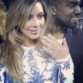 Kanye West's Romantic Proposal To Kim Kardashian