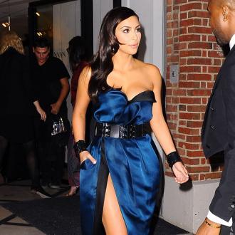 Kim Kardashian Boosts Grey Wedding Dress Sales
