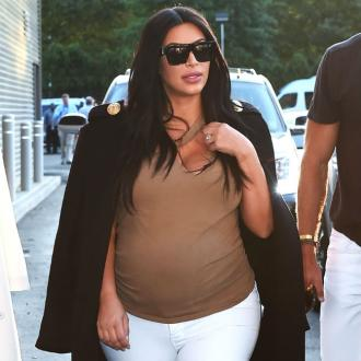 Kim Kardashian West Due To Give Birth On Christmas Day