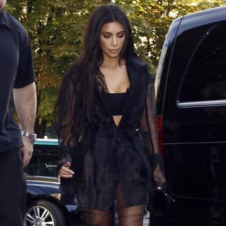 Kim Kardashian West makes LA appearance