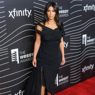 Olivier Rousteing lets Kim Kardashian West secret slip