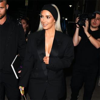 Kim Kardashian West accuses Saint Laurent of copying Kanye