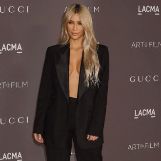 Kim Kardashian West wants to look good when sick