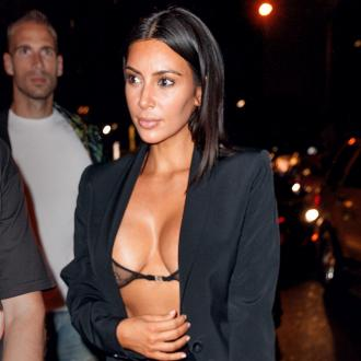 Kim Kardashian West had no idea Kanye had reactivated Twitter