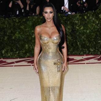 Kim Kardashian West accused of stealing marketing company's logo