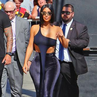 Kim Kardashian West's Hungover Workout