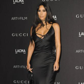 Kim Kardashian West had a personal training session on private plane