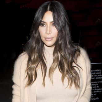 Kim Kardashian West's 'Calm' Daughter