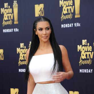 Kim Kardashian West's skincare plan