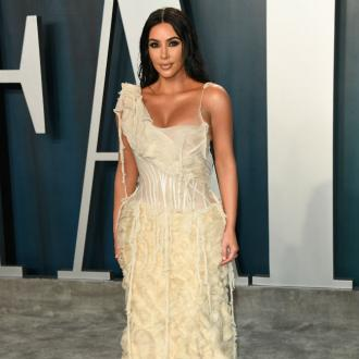 Kim Kardashian West draws confidence from Kanye West's fashion choices