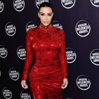 Kim Kardashian West skips showering