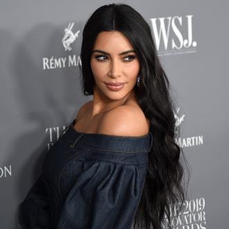 Kim Kardashian West feels 'proud' of her maternity line