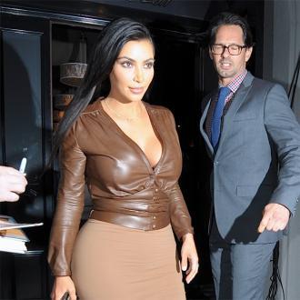 Kim Kardashian West Pokes Fun At Selfie Obsession