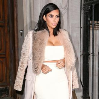 Kim Kardashian West Desperate To Be 'Edgy And Cool'