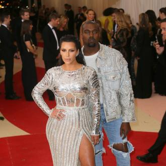 Kim Kardashian West and Kanye West attend self help seminar