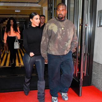 Kim Kardashian West celebrates her wedding anniversary