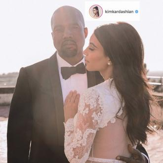 Kim Kardashian West celebrates 4th wedding anniversary with Kanye