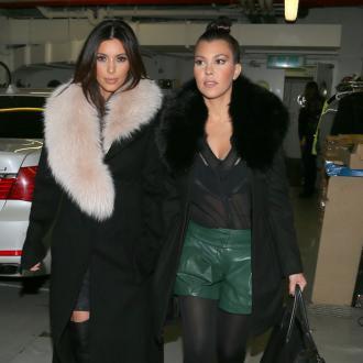 Kourtney Kardashian Is Upset With Kim Kardashian West