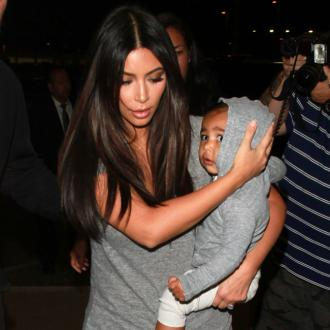 Kim Kardashian West's Daughter Loves Swimming