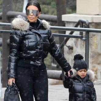 North West Is 'Amazing' At Upsetting Brother Saint