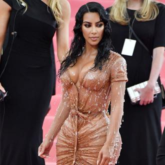 Kim Kardashian West could only 'half-sit' in Met dress