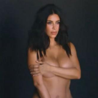 Kanye West Tweets Naked Pictures Of Kim Kardashian West