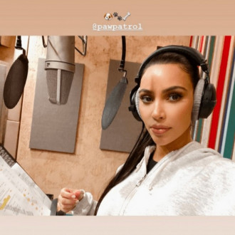 Kim Kardashian West signs up for PAW Patrol The Movie