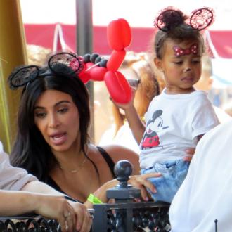 North West has birthday at Disneyland