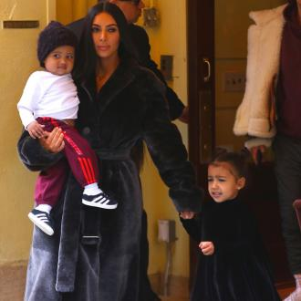 Kim Kardashian West's daughter thinks she's an only child