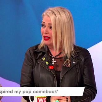 Kim Wilde thinks aliens are disappointed with humans