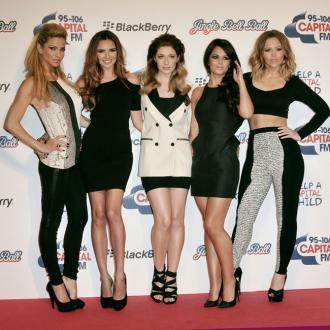 Kimberley Walsh gave Girls Aloud outfits away