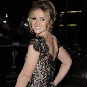 Kimberley Walsh Plans New Year Party