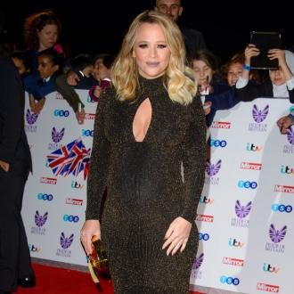 Kimberley Walsh 'Over The Moon' By Sons' Close Bond