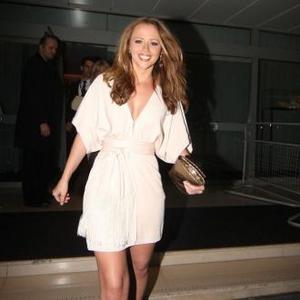 Kimberley Walsh Won't Be A Fashion Slave