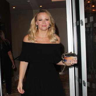 Kimberley Walsh was fearful of breastfeeding in public