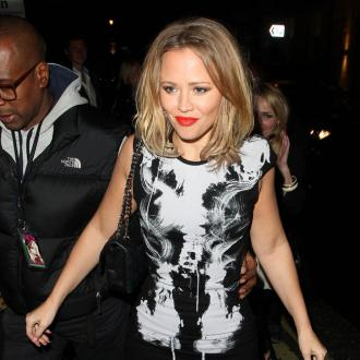 Kimberley Walsh: Girls Aloud were friends
