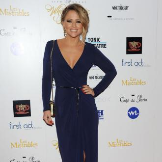 Kimberley Walsh's lottery ticket gift