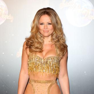 Kimberley Walsh Loves Her Curvy Figure