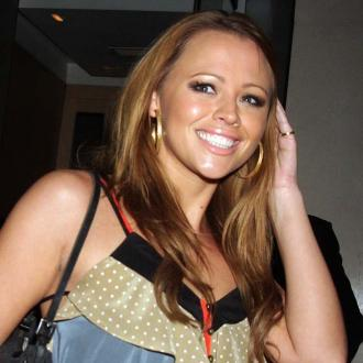 Kimberley Walsh Not Feeling Marriage Pressure