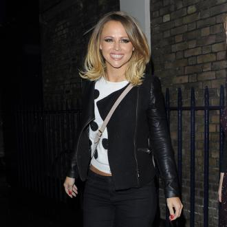 Kimberley Walsh Wants To Decorate With Cheryl