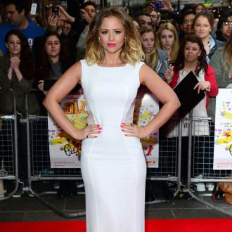 Kimberley Walsh Discusses Weight Gain Woes