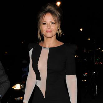 Kimberley Walsh's Birth Nerves