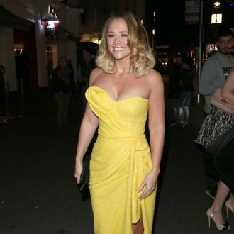 Kimberley Walsh Wants Bandmates At Scan