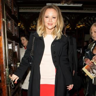 Kimberley Walsh Too Excited To Sleep