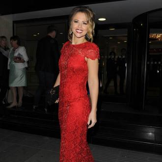 Kimberley Walsh Doesn't Want 'Spoilt' Baby