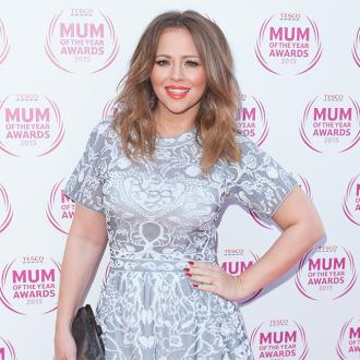 Kimberley Walsh says Cheryl spoils her son