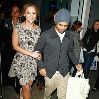 Kimberley Walsh Sings To Bump
